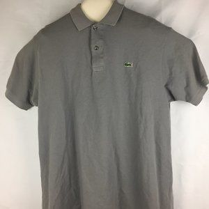 Lacoste  GOLF POLO SHIRT Classic fit XXL  Gray